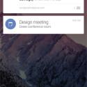 Android 5.0 gibt nach Erhalt einer Nachricht Bescheid. (Bild: Androidpolice)