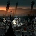Zwar verzichtet Valiant Hearts auf allzu explizite Gewaltdarstellung, zeigt aber dennoch die Folgen des Kriegs in grausamen Details. (Bild: Screenshot/Ubisoft)