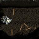 Mit einigen spielerischen Mitteln hat es Ubisoft Montpellier leider etwas übertrieben. Das Graben durch lockeren Erdboden ist gegen Ende des Spiels eine Geduldsprobe. (Bild: Screenshot/Ubisoft)