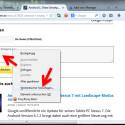 """Wenn Sie jetzt etwas eingeben, funktioniert die Rechtschreibprüfung noch nicht, da kein Wörterbuch installiert ist. Rufen Sie eine Webseite mit einem Eingabefeld auf, beispielsweise netzwelt.de. Klicken Sie mit der rechten Maustaste in ein beliebiges Eingabefeld und wählen Sie im Kontextmenü den Punkt """"Wörterbücher hinzufügen…"""". (Bild: Screenshot/Mozilla Firefox)"""