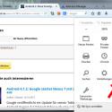 """Falls Sie mit einem Wörterbuch nicht zufrieden sind oder es nicht einwandfrei funktioniert, können Sie dieses deaktivieren und ein anderes Wörterbuch nutzen. Um die Wörterbücher zu verwalten, klicken Sie im Firefox Browser auf die drei Striche hinter der Adresszeile und wählen den Punkt """"Add-ons"""" aus. (Bild: Screenshot/Mozilla Firefox)"""