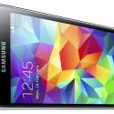 Das Display des S5 mini misst in der Diagonale 4,5 Zoll. (Bild: Samsung)