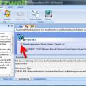 """Setzen Sie ein Häkchen vor """"Einstellung speichern"""", um AutoPlay für einzelne Laufwerksbuchstaben zu konfigurieren. (Bild: Screenshot/Registry System Wizard)"""