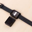 Die LG G Watch kann magnetisch geladen werden. (Bild: netwzelt)