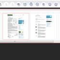 Hinter jedem Dokument finden Sie drei Symbole. Über diese speichern, drucken und löschen Sie die Datei noch schneller als über die Menüleiste. (Bild: Screenshot/PDF24 Creator)
