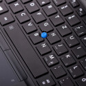Als Alternative zum Trackpad und zur externen Maus bietet das Portégé noch den Trackpoint an. (Bild: netzwelt)