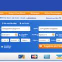 """In unserem Test traf der Werbe-Slogan """"Finde den billigsten Flug"""" nur einmal zu. In einem anderen Fall war fluege.de mehr als doppelt so teuer wie das Angebot eines anderen Onlinereisebüros. Verlassen sollten Sie sich auf den günstigsten Flug nicht, auch wenn dieser bei flüge.de zu bekommen ist. (Bild: Screenshot)"""