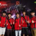Das malaysische Team Arrow Gaming wurde erst Anfang 2014 gegründet. (Bild: Arrow Gaming)