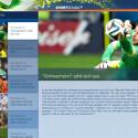 """Im Teil """"Nachrichten"""" erfahren Sie alles rund um das Thema Fußballweltmeisterschaft in Brasilien. Neuigkeiten zu den Teams und kurze Analysen finden Sie in dieser Rubrik ebenfalls. (Bild: Screenshot/Sportschau FIFA WM)"""