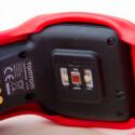 Mittels LEDs ermittelt die Sportuhr den Puls des Nutzers. (Bild: netzwelt)