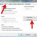 """Wechseln Sie auf die Registerkarte """"Erweitert"""", um die Optionen für das SFX-Archiv aufzurufen. Klicken Sie unter """"Erweitert"""" auf den Button """"SFX-Optionen…"""". (Bild: Screenshot/WinRAR)"""