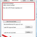 """Bevor die Dateien auf dem Computer des Empfängers entpackt werden, zeigt WinRAR einen Dialog an. Den Inhalt beeinflussen Sie mit den Feldern auf der Registerkarte """"Text und Icon"""". Hier geben Sie beispielsweise an, was im Archiv enthalten ist. Haben Sie das SFX-Archiv vollständig konfiguriert, klicken Sie auf den Button """"OK"""". Dadurch schließen Sie die erweiterten SFX-Optionen. (Bild: Screenshot/WinRAR)"""