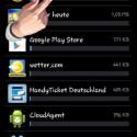 Viele Apps aktualisieren sich im Hintergrund, ohne dass Sie es merken. Finden Sie in der Liste Apps, die Sie unterwegs nicht benötigen, können Sie diesen Anwendungen die Nutzung der mobilen Internetverbindung entziehen. Dadurch aktualisieren sich die Apps nur noch bei einer bestehenden WLAN-Verbindung. Tippen Sie die betreffende App an, um die Hintergrundaktualisierung abzuschalten. (Bild: Screenshot)