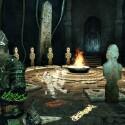 Welche Funktion hat dieser Altar? (Bild: Bandai Namco)
