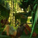 Enslaved ist ein Lehrstück in Bezug auf Charakterentwicklung, das von einem guten Spiel und einem wunderschönen Artdesign gestützt wird. (Bild: Bandai Namco)