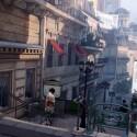Da alles vor der tollen Kulisse einer sauberpolierten, hochtechnisierten Zukunftswelt passiert, weiß Remember Me zu faszinieren. (Bild: Capcom)