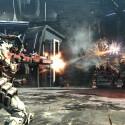 Vanquish ist ein martialisches Schlachfest, das Spielern alles an Reflexen und Zielgenauigkeit abverlangt. (Bild: SEGA)