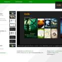 """Gehen Sie in den Store Ihres Windows 8-PCs und suchen Sie nach """"Kindle"""". Klicken Sie auf """"Installieren"""", damit Sie die App auf Ihren Computer laden. (Bild: Screenshot/Microsoft Windows 8)"""