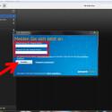"""Um die Software richtig nutzen und die Synchronisation mit anderen Geräten durchführen zu können, müssen Sie sich zunächst mit Ihren Amazon-Zugangsdaten einloggen. Füllen Sie das Formular aus und klicken Sie auf """"Anmelden"""". (Bild: Screenshot/Kindle for PC)"""