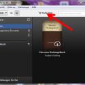 Auf der Startseite der Software sehen Sie die Übersicht aktuell gekaufter Bücher. Befindet sich auf dem Buch eine Wolke mit Pfeil, müssen Sie dieses erst herunterladen, um es lesen zu können. Links neben dem Suchfeld finden Sie den Link zum Kindle-Shop. Dort kaufen Sie neue Literatur ein. (Bild: Screenshot/Kindle for PC)