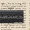Praktisch: Wenn Sie ein Wort innerhalb des Buchs markieren, fügen Sie nicht nur Markierungen und Notizen hinzu. Über das Wörterbuch lassen sich die Begriffe auch nachschlagen. (Bild: Screenshot/Kindle for PC)