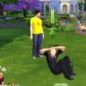 Die Gefühle der Sims nehmen im neuen Teil stärker Einfluss auf mögliche Handlungsoptionen. Wut lässt sich zum Beispiel in einem effektiveren Workout bündeln. (Bild: Screenshot YouTube/TheSims)