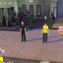 Mit einem Spielstand lässt sich künftig nachbarschaftsübergreifend reisen und unterschiedliche Gegenden besuchen. (Bild: Screenshot YouTube/TheSims)