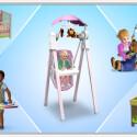 Die krabbelnden Kleinkinder werden in Die Sims 4 nicht mehr enthalten sein. (Bild: Screenshot store.thesims3.com)