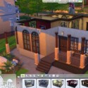 Fundamente und Wandhöhen von Häusern lassen sich nun mit wenigen Klicks anpassen. (Bild: Screenshot YouTube/TheSims)