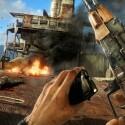 Far Cry 3 verliert keine Zeit, sondern wirft euch lieber gleich in die offene Spielwiese aus Strand, Palmen und Kalaschnikows. (Bild: Ubisoft)