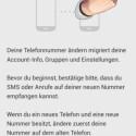 """Lesen Sie den Hinweis und bestätigen Sie diesen mit einem Klick auf """"Weiter"""". (Bild: Screenshot/WhatsApp für Android)"""