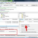 """Mit einem Rechtsklick im Warteschlangen-Fenster unten gelangen Sie zu den Optionen, über die Sie die Übertragung der gesammelten Dateien starten. Klicken Sie dafür auf """"Warteschlange abarbeiten"""". Die Warteschlange kann Kopieraufträge in beide Richtungen enthalten. Sie können also auch Dateien markieren, die Sie vom FTP-Server herunterladen möchten. (Bild: Screenshot/FileZilla)"""