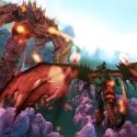 Für die Xbox One ab 1. August: Crimson Dragon. (Bild: Microsoft)