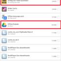 Bei der erweiterten Reinigung sucht Clean Master noch intensiver nach nicht mehr benötigten Dateien, die besonders groß sind. Allerdings sollten Sie genau prüfen, ob Sie die Daten nicht mehr benötigen. Denn das Tool findet Speicherfresser, manche Daten werden jedoch noch benötigt. So könnten Spieldateien oder Offline-Dokumente in GoogleDrive für Sie noch wertvoll sein. Haken Sie nur Positionen an, von denen Sie genau wissen, dass Sie diese nicht benötigen. (Bild: Screenshot/Clean Master)