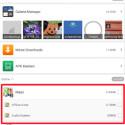 Auch in Ihren eigenen Dateien sucht Clean Master nach Speicherpotenzial. Allerdings ist längst nicht jede gespeicherte Datei in der Galerie überflüssig. Auch die Fundstellen im Cache-Speicher sollten Sie im erweiterten Modus genau prüfen. Denn wenn Sie beispielsweise Ihre Offline-Karten von Google Maps löschen, kann das negative Auswirkungen für Sie haben. Schließlich haben Sie diese bewusst gespeichert. (Bild: Screenshot/Clean Master)