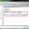 """Wichtig ist noch die Registerkarte """"Shortcuts"""". Hier bestimmen Sie, mit welchen Tastenkombinationen die Fensterübersicht aufgerufen werden soll. Als Standard ist [Windows] + [ö] festgelegt, was recht unpraktisch ist. Auch die Mausbewegung für den Zugriff auf die Fensterübersicht legen Sie hier fest. (Bild: Screenshot/Switcher)"""