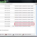 Rufen Sie beispielsweise den WhatsApp-Ordner auf, um die empfangenen Bilder anzusehen. Sie können den Ordner über die Ordneroptionen löschen, umbenennen, kopieren, herunterladen und ein ZIP-Archiv erstellen. Um den Inhalt zu sehen, klicken Sie auf den Ordnernamen. (Bild: Screenshot / WiFi File Transfer)v
