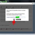 """Ergänzen Sie den angezeigten Pfad mit dem Namen des neuen Ordners. Optional geben Sie an dieser Stelle einen vorhandenen Ordner an. Klicken Sie anschließend auf """"ok"""". (Bild: Screenshot / WiFi File Transfer)"""