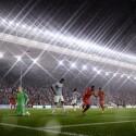 Einer der prominentesten Punkte, an denen EA Sports bei FIFA 15 feilen möchte, ist die Atmosphäre im Stadion. (Bild: EA)