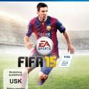 Erneut ist Messi der Coverstar. (Bild: EA)