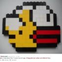 """Ein Nachbau von Hauptcharakter """"Faby"""" aus Lego-Steinen. (Bild: Kacper Malinowski/Twitter)"""