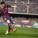 EA wird die aktuelle Ausgabe der Fußballsimulation FIFA 15 auf der gamescom 2014 präsentieren. (Bild: EA)