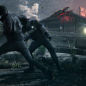 Entwickler Remedy Entertainment kündigte bereits zur E3 2014 an, dass es erst auf der deutschen Messe Neuigkeiten zu Quantum Break geben wird. (Bild: Microsoft)