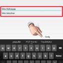 """Geben Sie einen Namen für das E-Mail-Konto ein. Im oberen Feld notieren Sie den Namen, wie er in K-9 Mail zu sehen sein soll. Dieser dient der Unterscheidung der E-Mail-Konten, wenn Sie mehrere Accounts angelegt haben. Darunter geben Sie den Namen des Absenders ein, wie er bei jeder versendeten Mail angezeigt werden soll. Tippen Sie anschließend auf """"Fertig"""". (Bild: Screenshot/K-9 Mail)"""