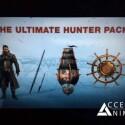 Die Abbildungen dieses Hunter-Packs deuten auf ein Setting in der Moderne. (Bild: Access the Animus Facebook)