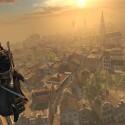 Assassin's Creed Rogue wird euch quer durch Nordamerika führen. Unter anderem geht es für euch in den Nordatlantik und New York. (Bild: Ubisoft)