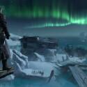 Ein neues Setting für die Assassin's Creed-Serie: frostige Eislandschaften. (Bild: Ubisoft)
