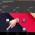 """Nach der Installation der Gratis-App """"Home Switcher"""" sollten Sie sich eine App-Verknüpfung auf Ihren Home-Bildschirm legen, um schneller darauf zugreifen zu können. Öffnen Sie die App, indem Sie die Verknüpfung antippen. (Bild: Screenshot/Nexus 7)"""
