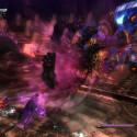Die Spezialangriffe von Bayonetta sind stellenweise bildschirmfüllend. (Bild: Nintendo)