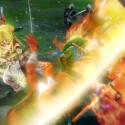 Schluss mit der Opferrolle! Prinzessin Zelda teilt an der Seite von Link kräftig aus. (Bild: Nintendo)